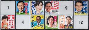 参院選2019大阪選挙区